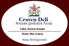 Craven Deli Label