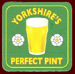 Yorkshires Perfect Pint at the Craven Arms