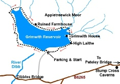 Grimwith Reservoir Loop Walk